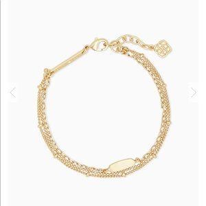 New Kendra Scott Feen Multi Strand Bracelet
